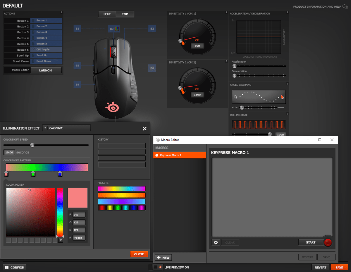 Steelseries Rival 310 Review - A no frills top performer