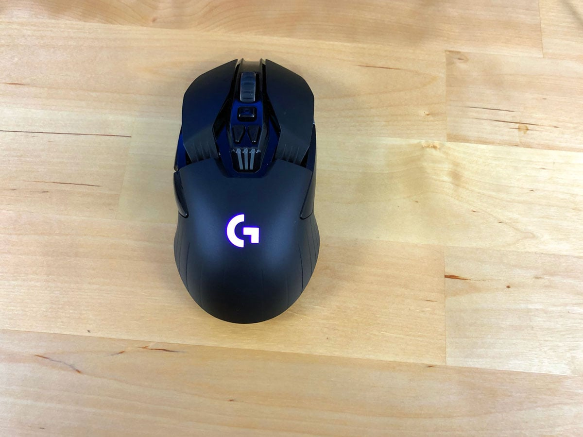 Logitech G903 Review - Jack of all trades, master of none