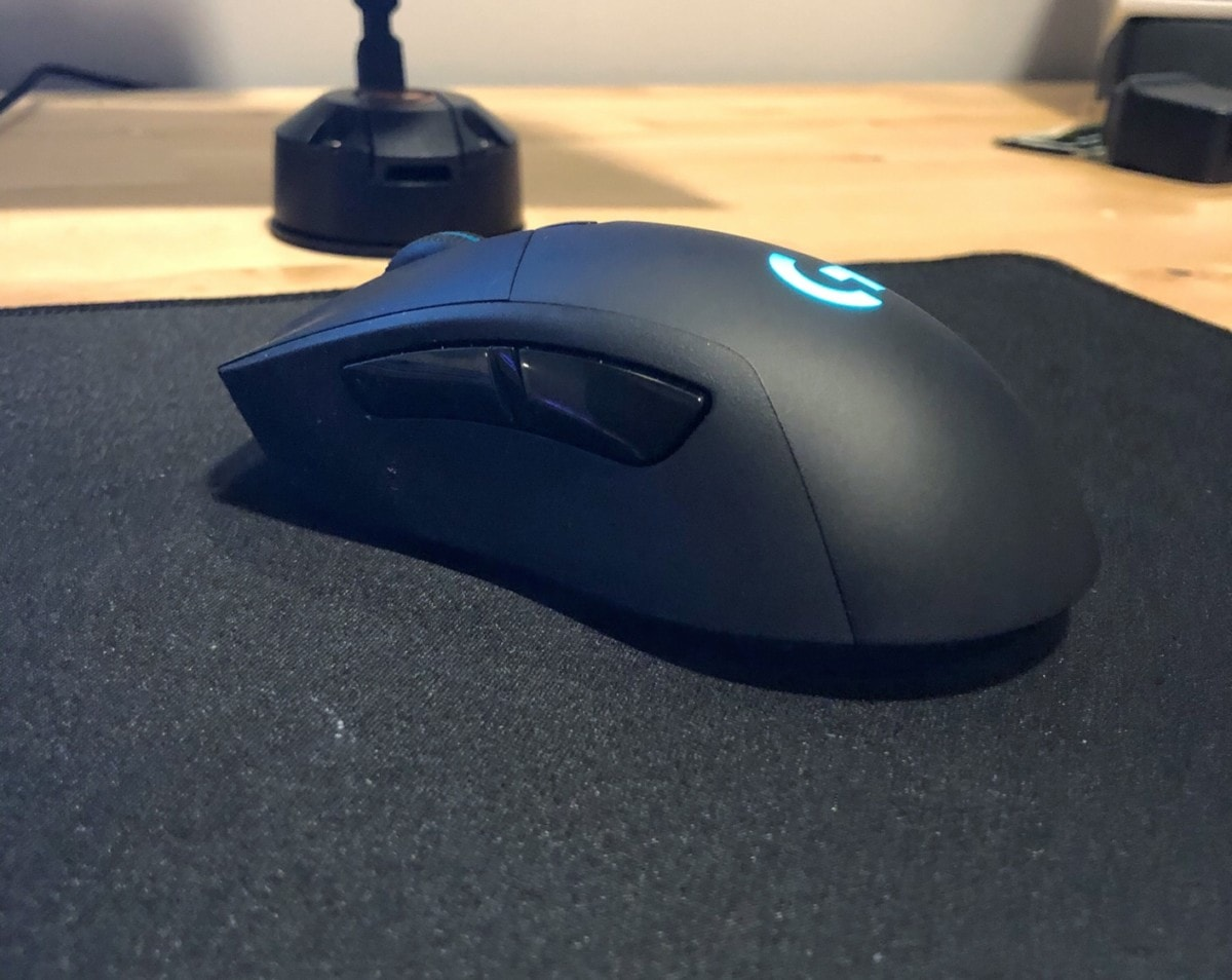 G703 Side view