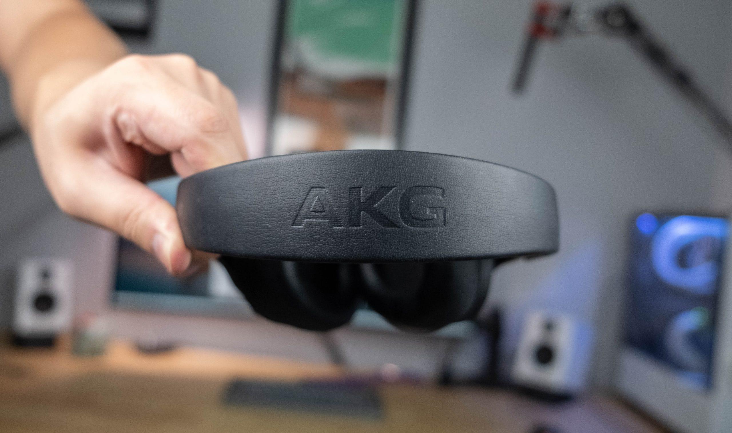 AKG K371 BT - Headband