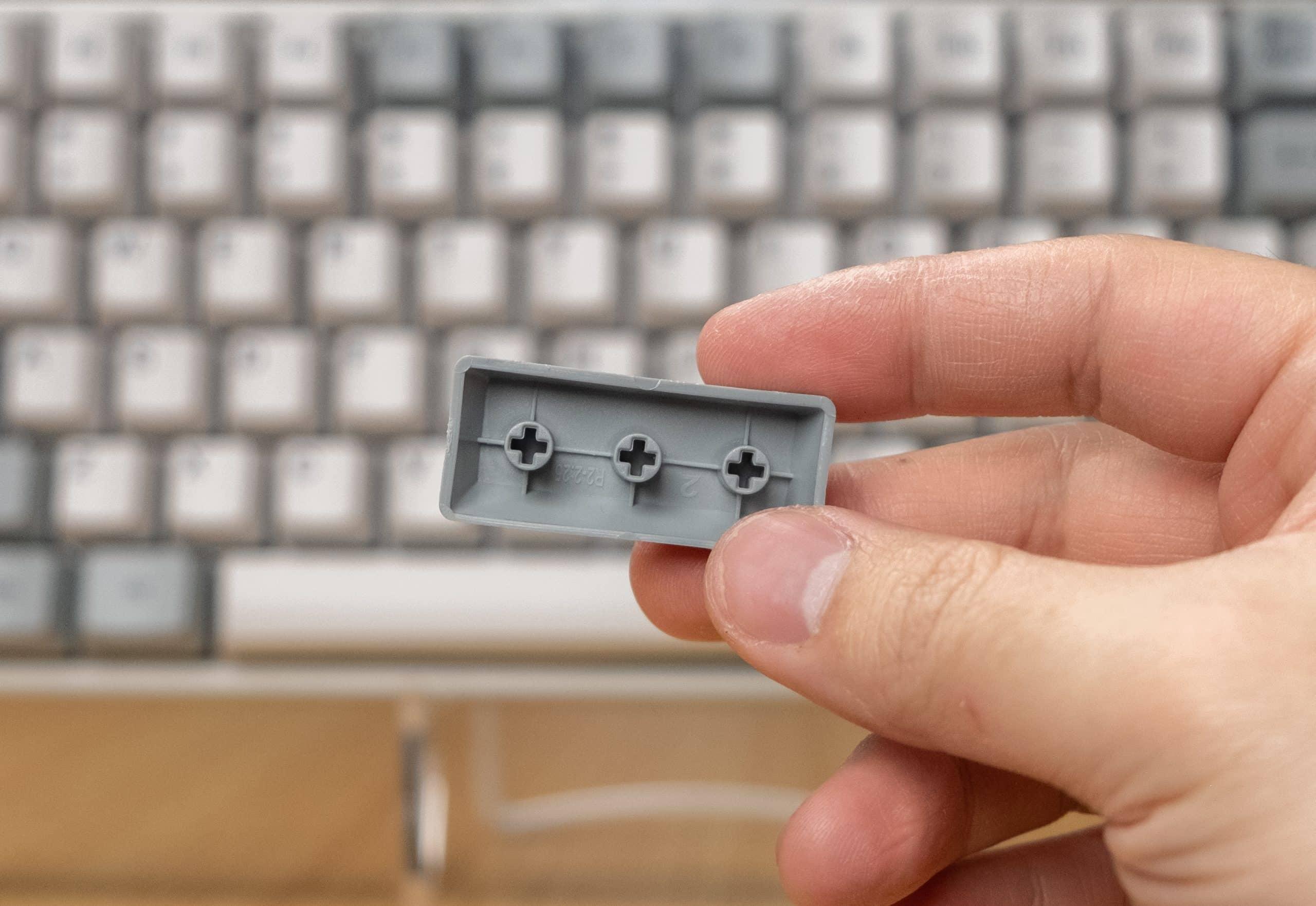 AKKO 3084 - Keycap underside