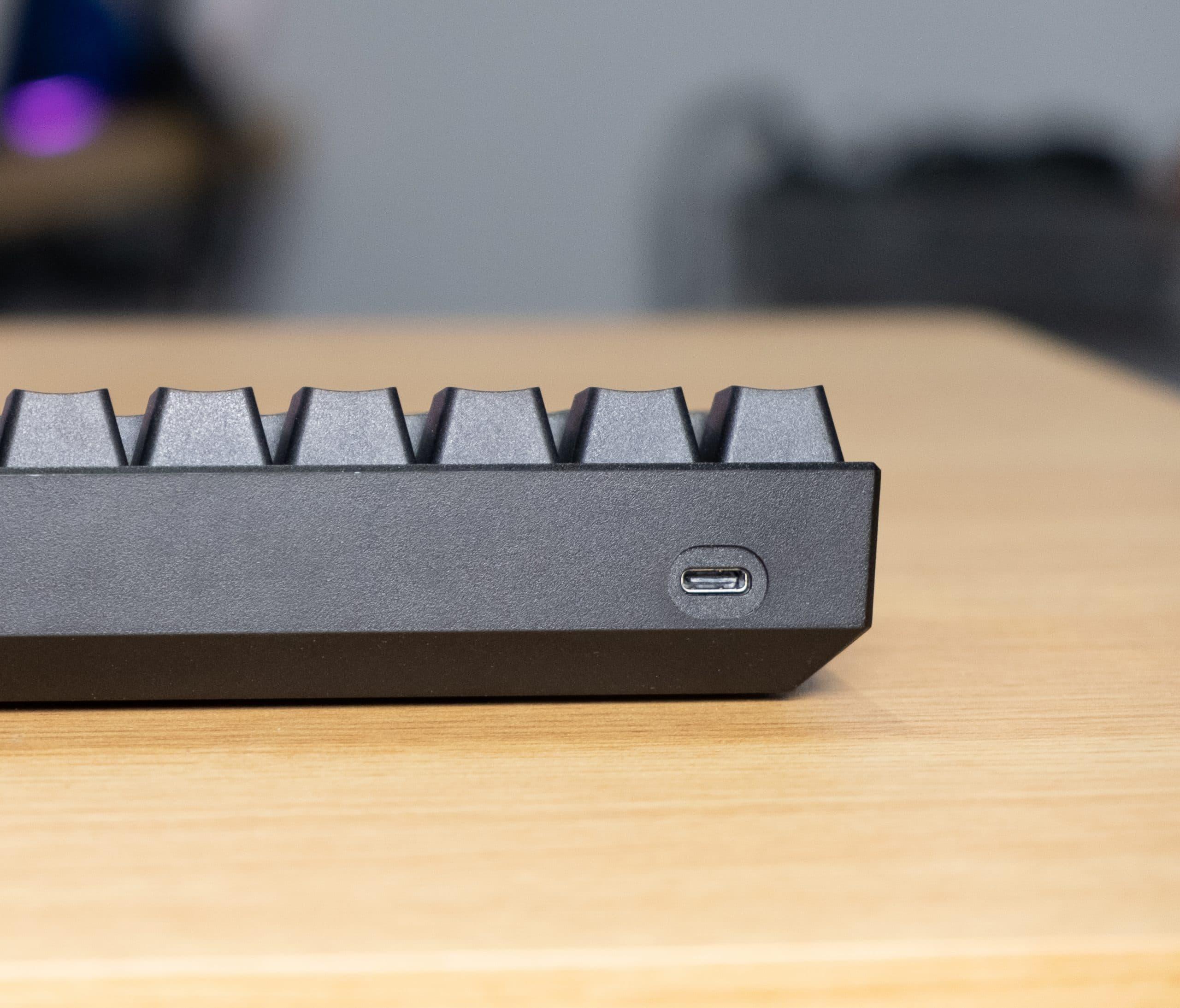 Anne Pro 2 - USB C Port