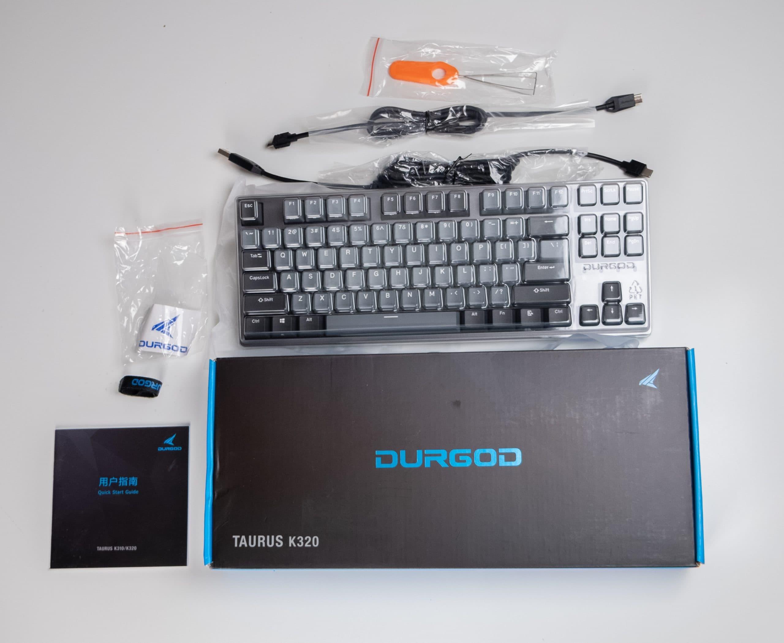 Durgod Taurus - Box