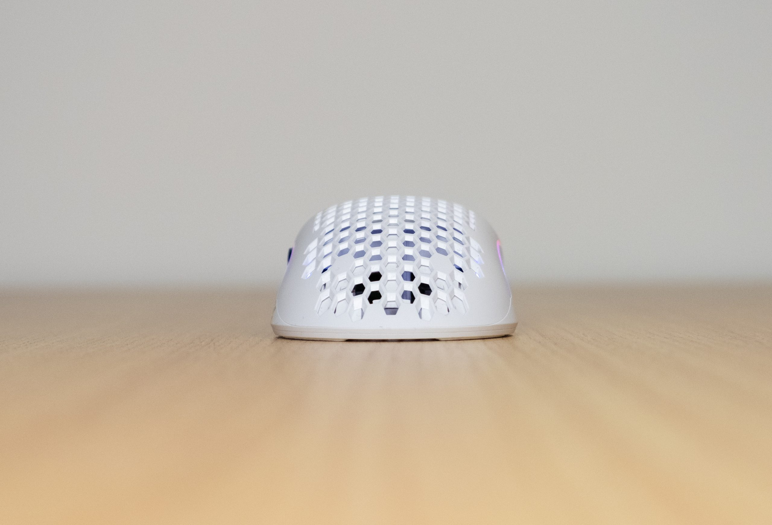 Glorious Model O Wireless - Back