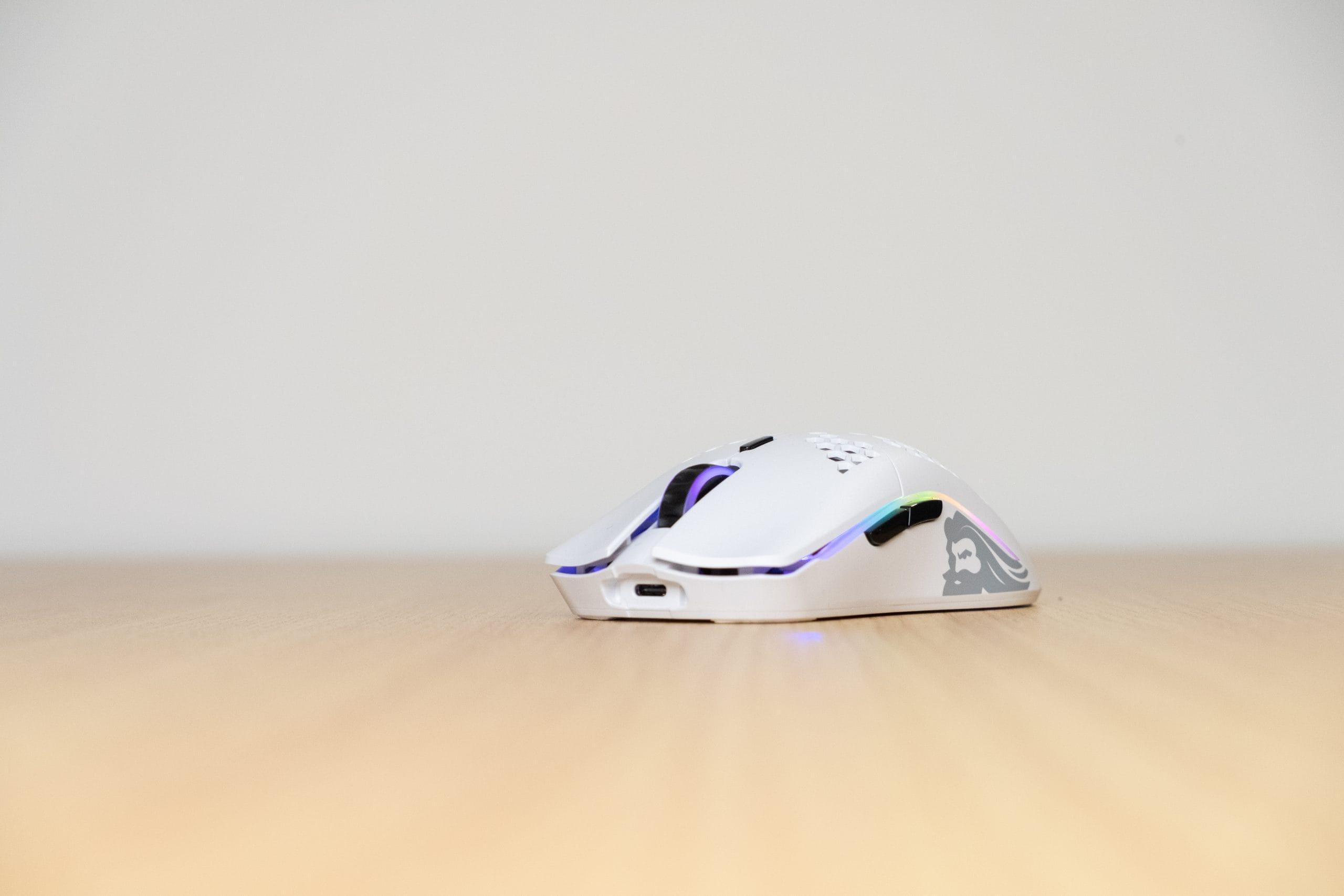 Glorious Model O Wireless - Profile
