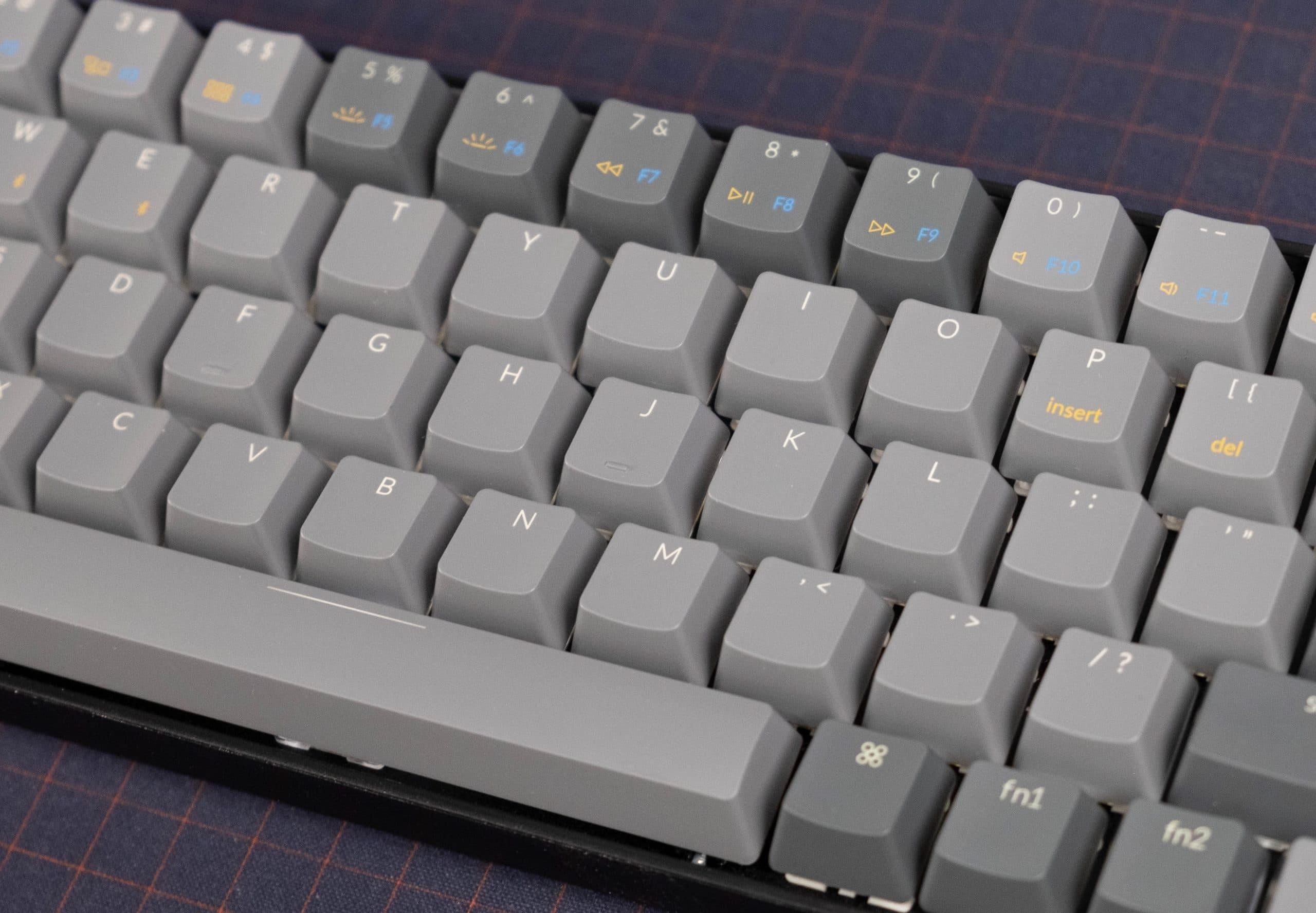 KeyChron K6 - Font and Design