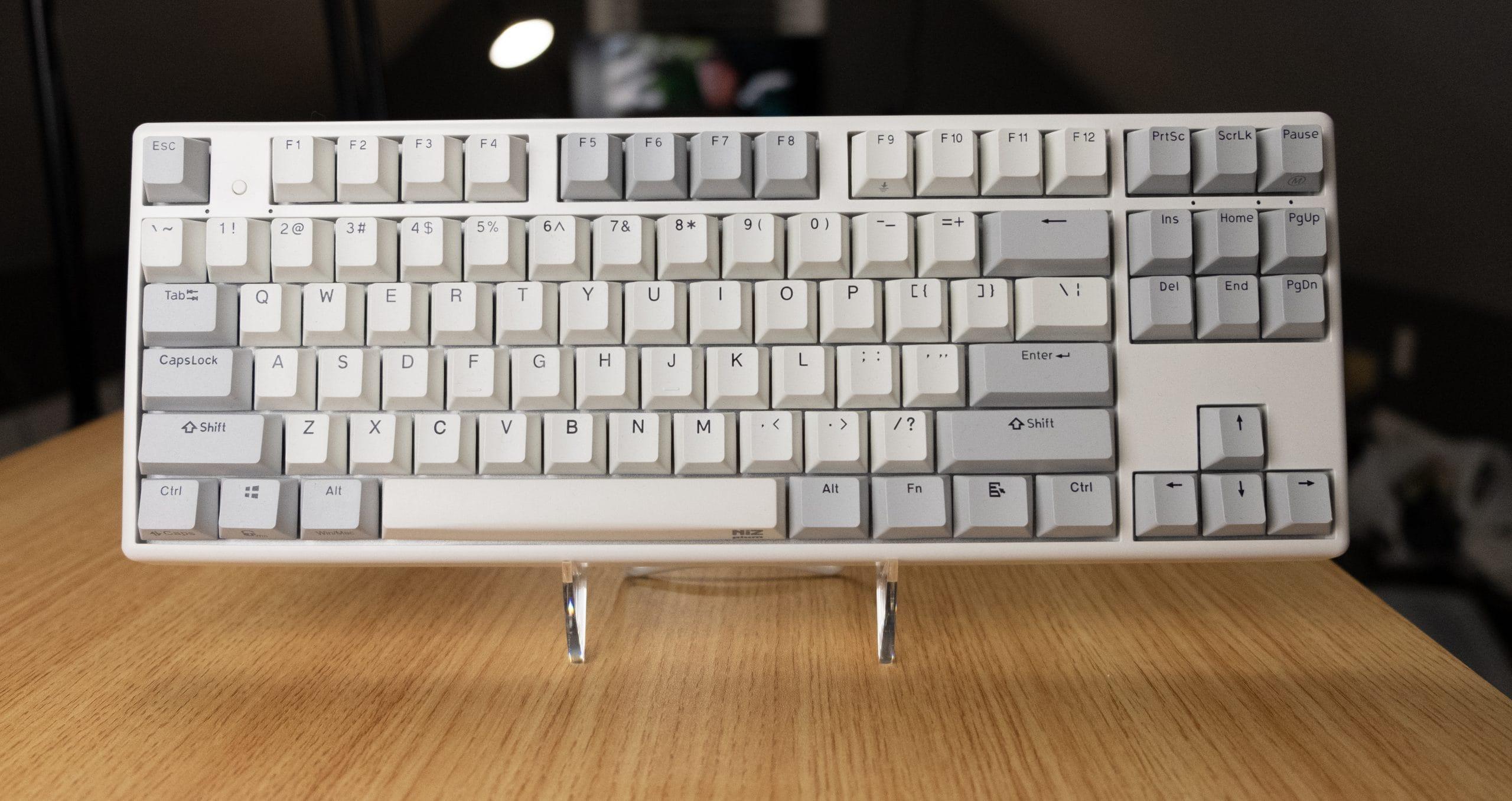 Niz Plum X87 EC - Front