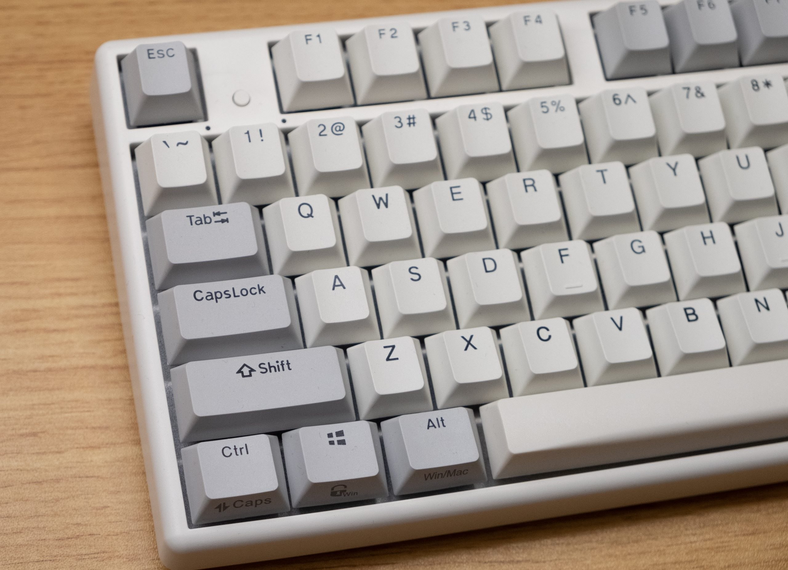 Niz Plum X87 EC - Keycaps