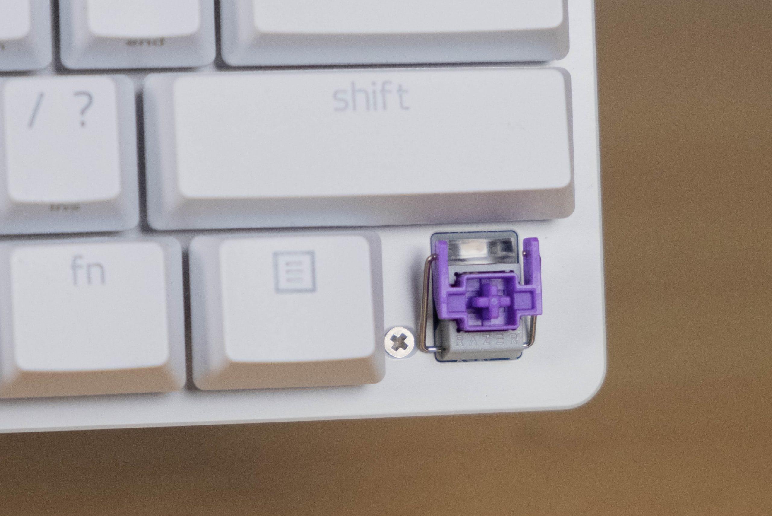 Razer Huntsman Mini - Switch