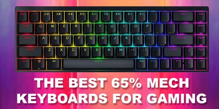 The best 65% keyboard is the Hades 68