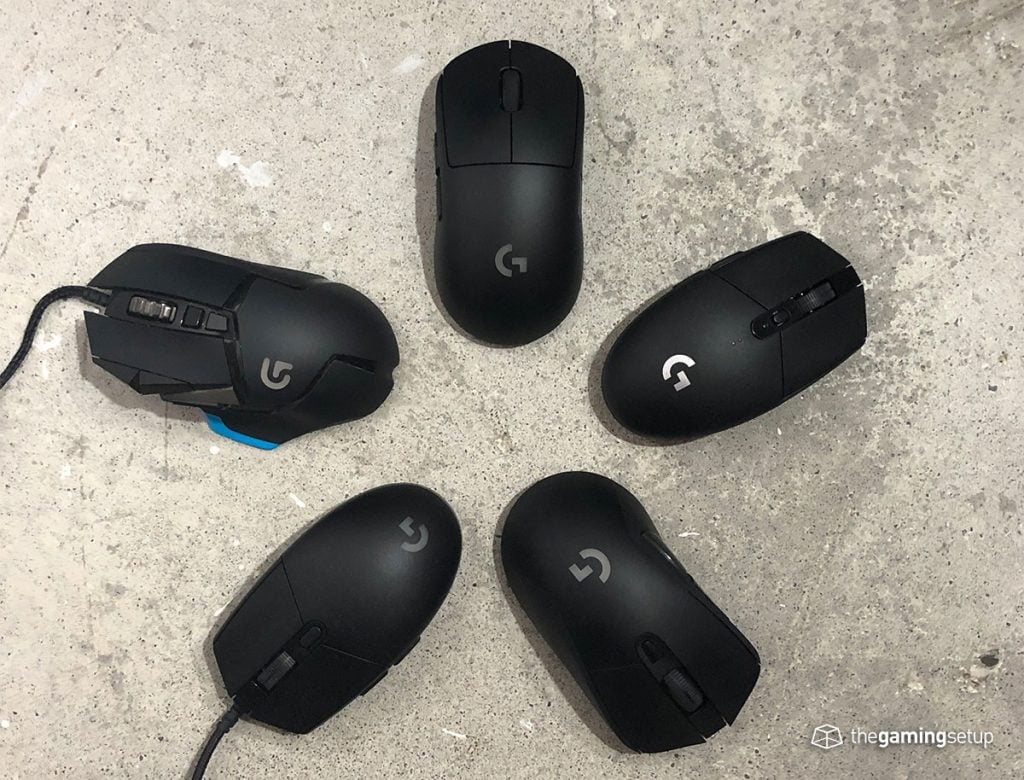 Best Logitech Gaming Mouse 2019