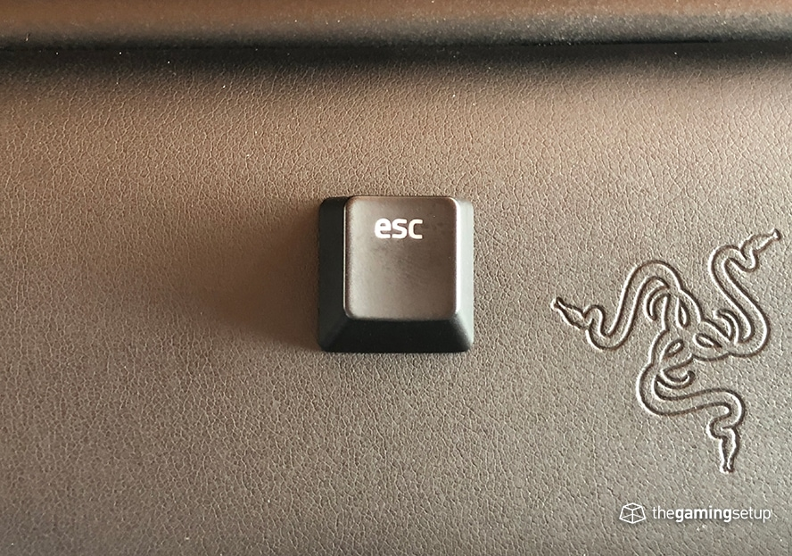 Razer Blackwidow Elite keycap