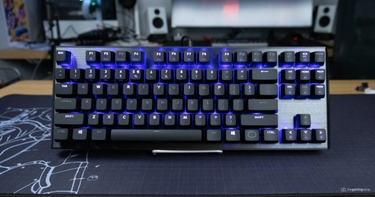 Cooler Master CK530 - Review
