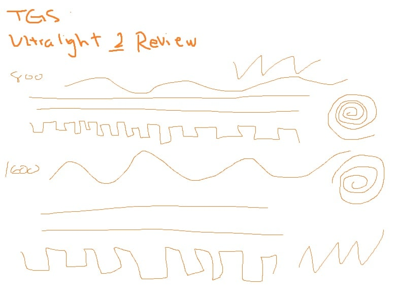 Finalmouse Ultralight 2 - Paint test