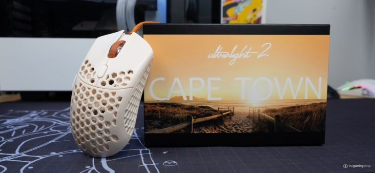 Finalmouse Ultralight 2 Capetown Review