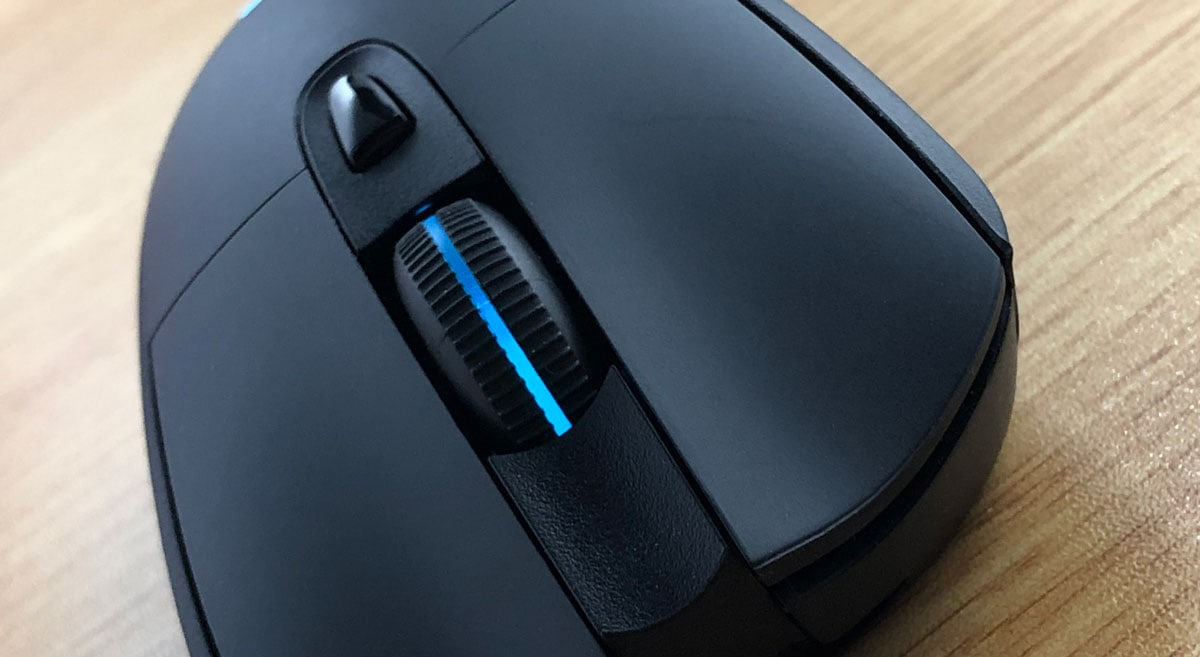 Logitech G703/G403 Mouse Review - Best Wireless Ergo Gaming