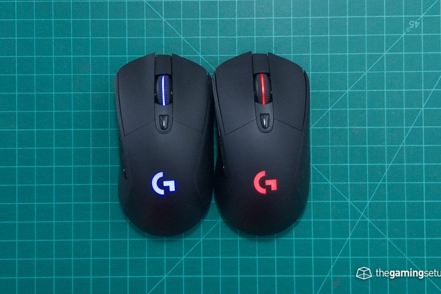 Logitech G703/G403 Mouse Review - Best Wireless Ergo Gaming Mouse