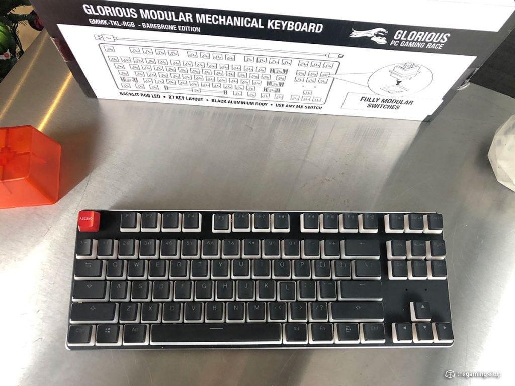 GMMK Packaging