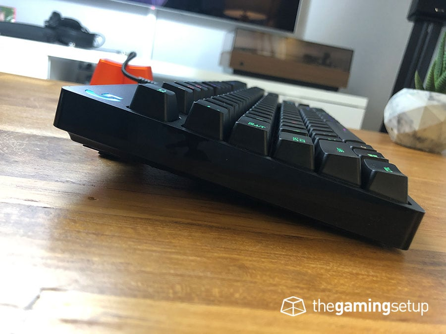 Logitech G Pro Keyboard 8 degrees