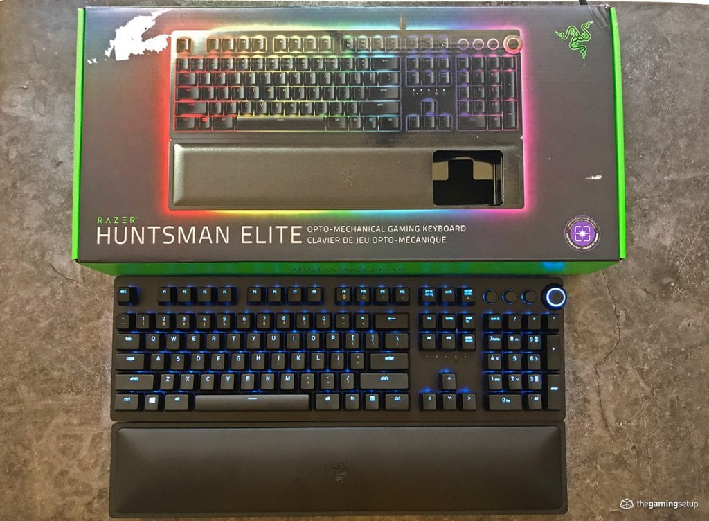 Razer Huntsman Elite Box