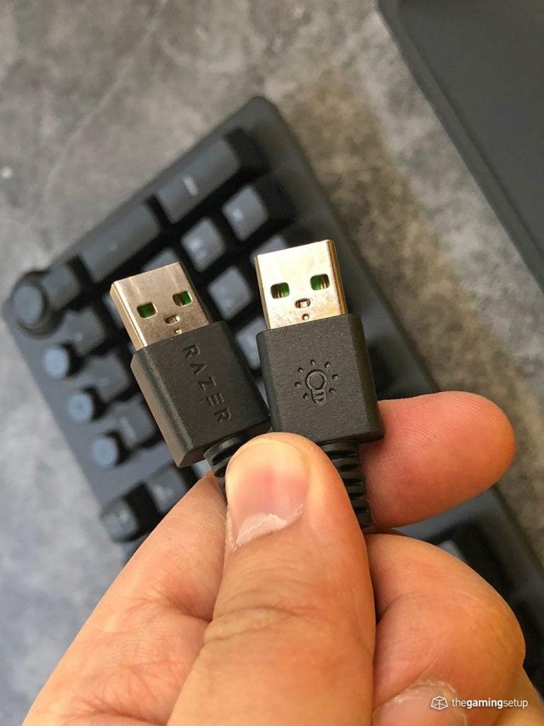 Razer Huntsman Elite connectors