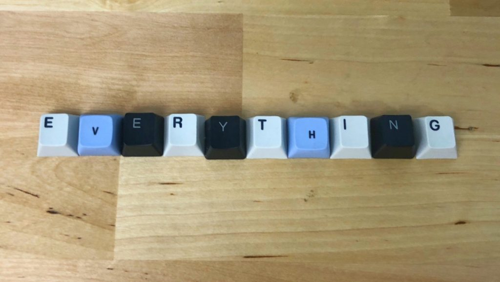 Everything you need to know about keyboards