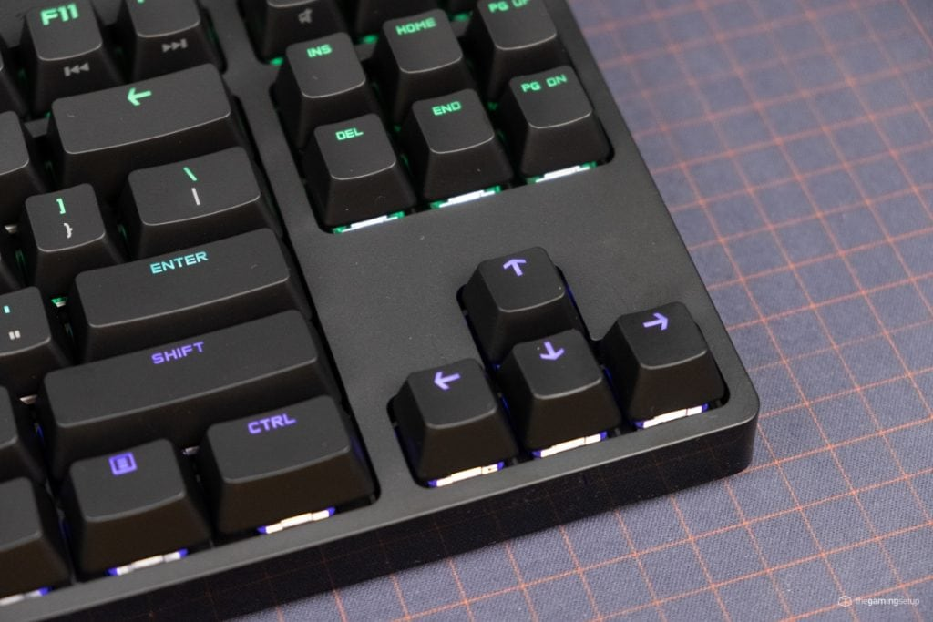 Logitech G Pro X Keyboard - Arrow cluster