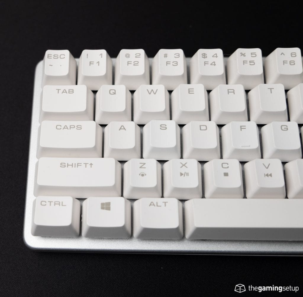 Magicforce 68 - Caps lock off