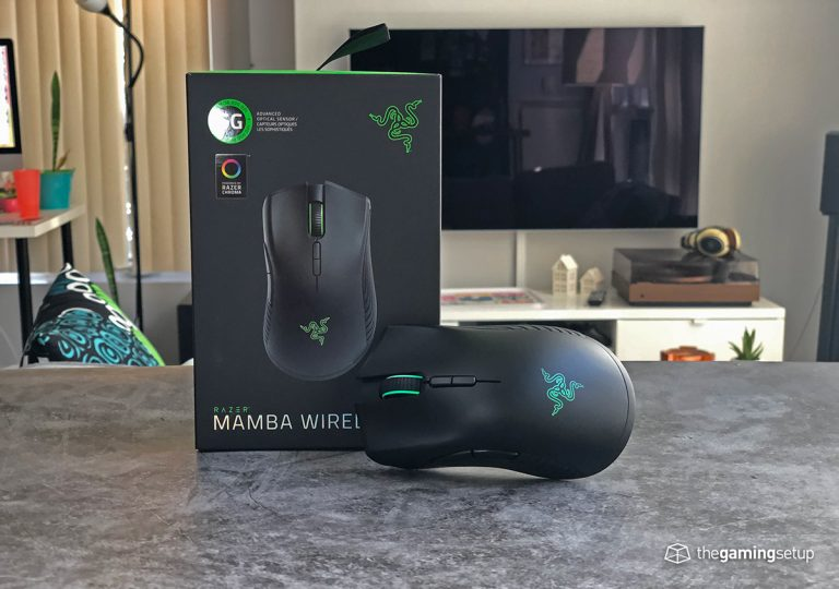 TheGamingSetup Razer Mamba Review