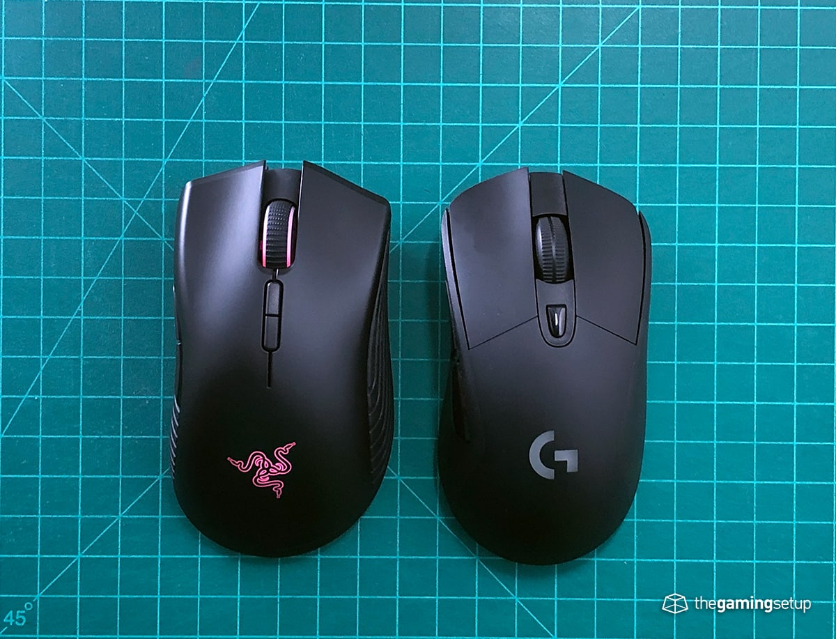 Mamba vs G703 top