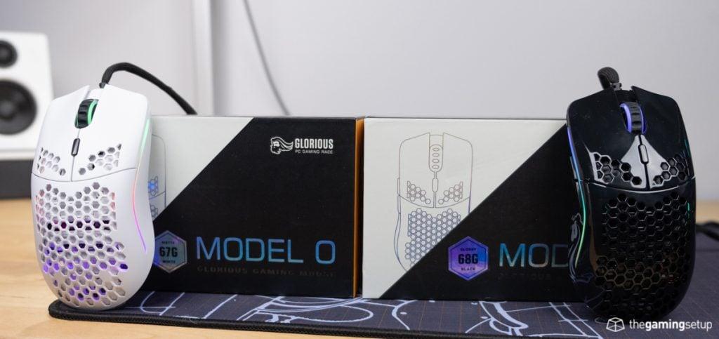 Glorious Model O - Box