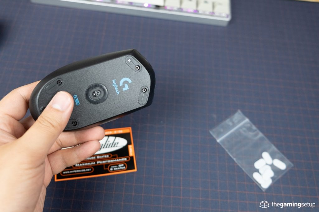 Mouse Feet Replacement Guide - Are Hyperglides worth it?