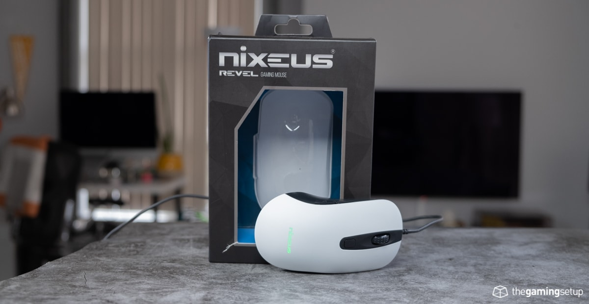 Nixeus Revel Box