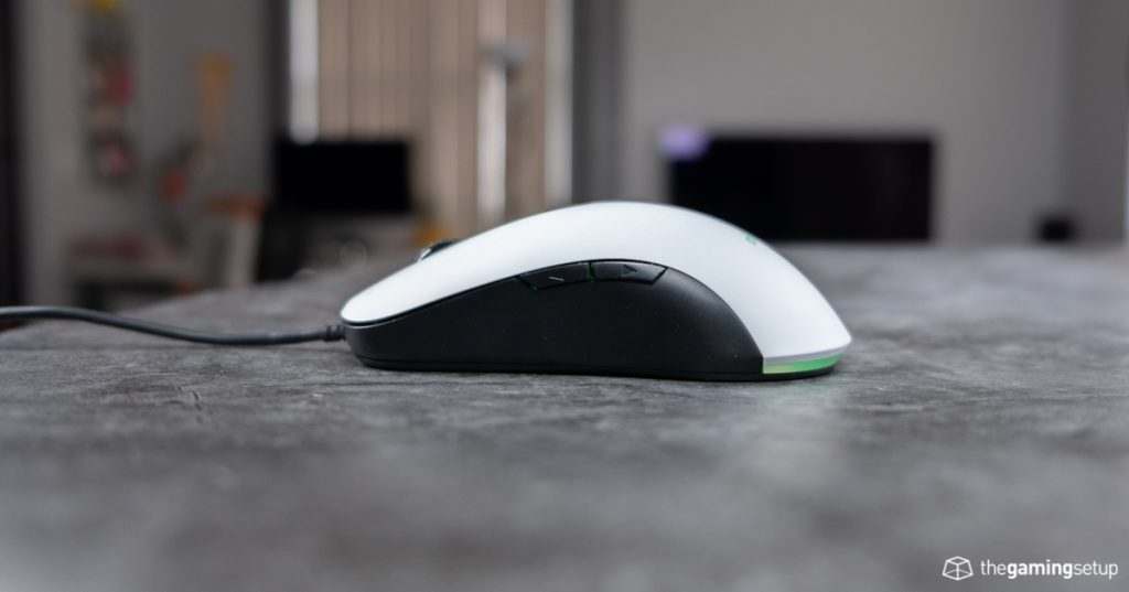 Nixeus Revel Left Side