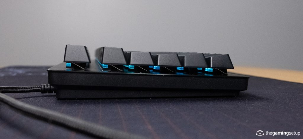 Razer Huntsman TE - Left side