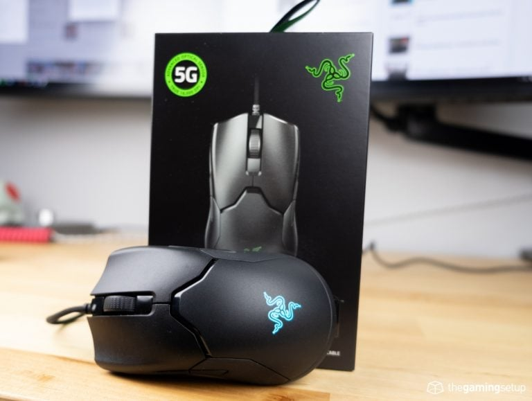 Razer Viper Mouse Review and Box