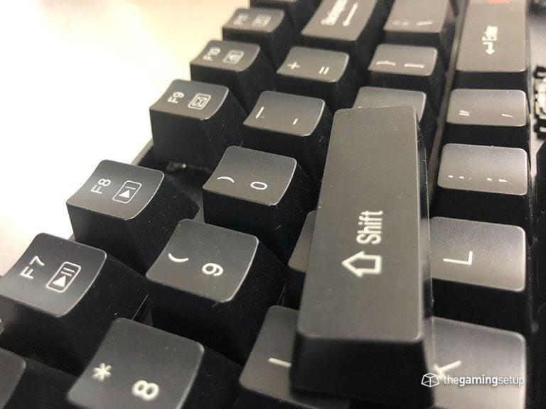 RedDragon Keycaps
