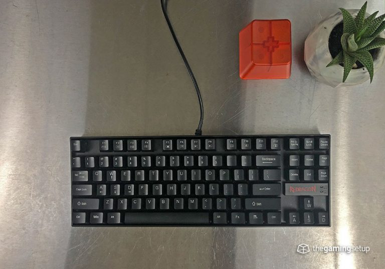 Redragon K552 top