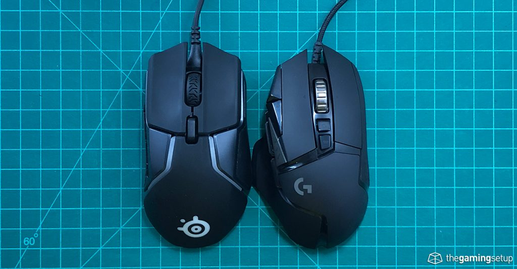 Rival 600 vs G502 Top