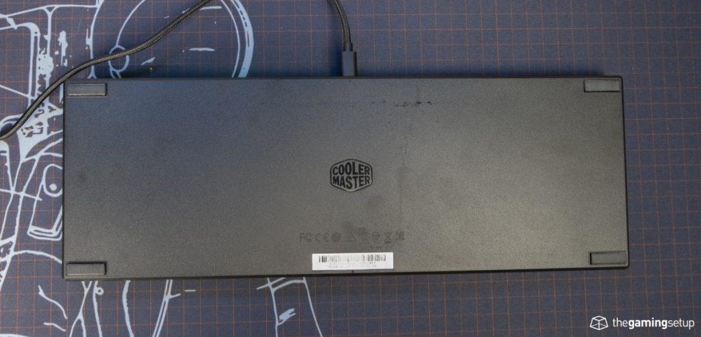 Coolermaster SK630 - Back